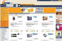 This is the new Newegg front page.